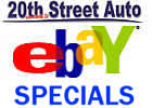 Visit our EBay Store for More Specials!