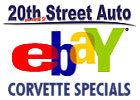 Check Out Our C3 Corvette eBay Specials!